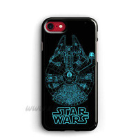 Star war milenium falcon iPhone cases Star war iPad cases Samsung Galaxy Cases