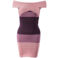 Sexy Club Bandage Dress