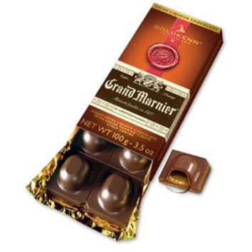 Grand Marnier Chocolate Bar