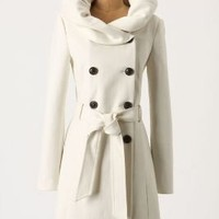 Runway Lapel Coat - Anthropologie.com