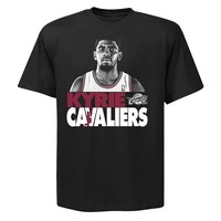 Majestic Cleveland Cavaliers Kyrie Irving Player Tee