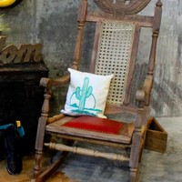 EAGLE ROCKING CHAIR - VINTAGE