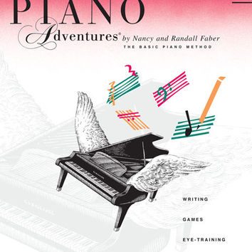 Faber Piano Adventures® Theory Book Level 1 - 2nd Edition
