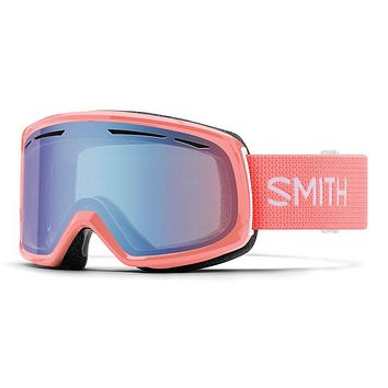 Smith - Drift Sunburst Snow Goggles / Blue Sensor Mirror Lenses