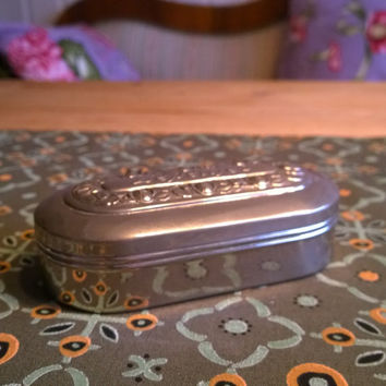 Antique Spoon box from the Netherlands nice material