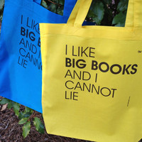 NEW Color I Like Big Books And I Cannot Lie by PamelaFugateDesigns