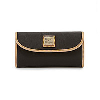 Dooney & Bourke Carley Continental Clutch Wallet