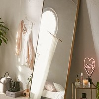 Bellevue Floor Mirror | Urban Outfitters