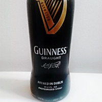 Guinness Beer Upcycled Bottle 100% Soy Candle