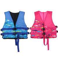 Child Life Vest Inflatable Professional Swimmer Swimming Life Jackets Water Sport Dedicated Life Saving Gilet for Kids Survival