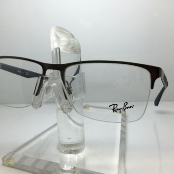 RAY BAN RB 6335 2855 56MM MATTE SILVER