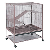 Prevue Wrought Iron Small Animal Cage - Small Pet - Boutique - PetSmart