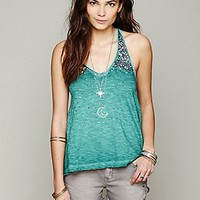 Free People  Sequins Tank at Free People Clothing Boutique