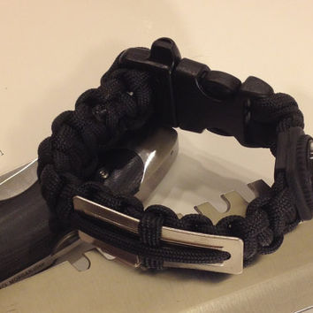 Tactical 550 Paracord Bracelet