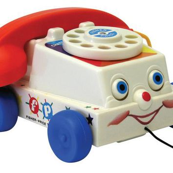 Fisher Price Chatter Telephone - 1960's Classic Toys