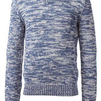 Dolce & Gabbana slub knit sweater