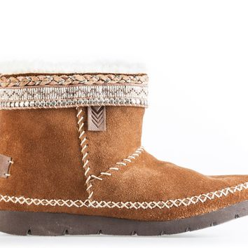 Nyali nutmeg suede - shoes & boots