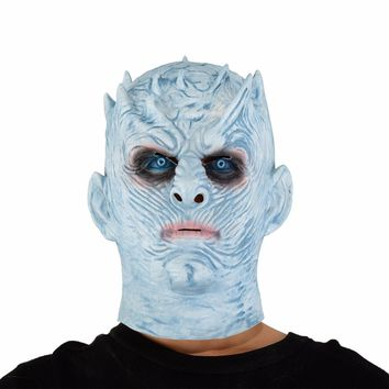 The Night King Masks Game Of Thrones Scary Movie Cosplay