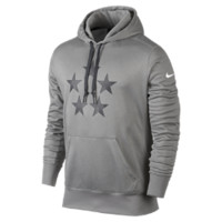 Nike KO Field General Pullover Men's Training Hoodie Size XL (Grey)