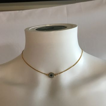 Chan Luu SOLD OUT Solar Quartz Choker Necklaces