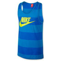 Men's Nike Glory Striped Sleeveless Shirt