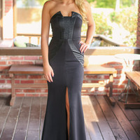 Anything For You Dress - Black