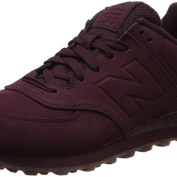 New Balance Women's 574 Molten Metal Pack Fashion Sneaker