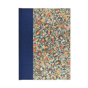Graph Paper Sketchbook The Wild Garden
