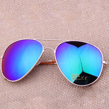 Vintage Polarized Sunglasses + Gift Box
