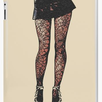 'Good Girl knows what to wear, bdsm, bondage games 3' iPad Case/Skin by sexyjustsexy