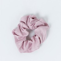 Satin Scrunchie Lilac | Princess Polly