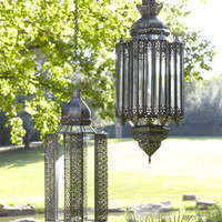 Outdoor Lanterns - Horchow