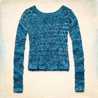 Bluebird Beach Sweater