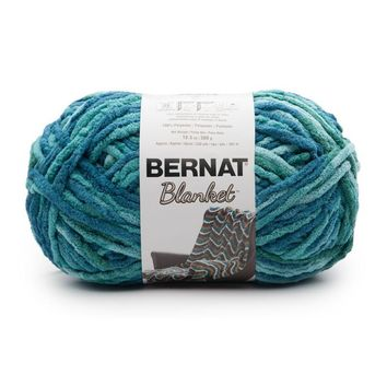 Bernat Blanket Yarn Coastal Collection Tide Pool 300 Gram Skeins