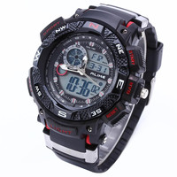 G Style Shock ALIKE Waterproof Outdoor Sports Watches Men Quartz Watch Clock Digital Military LED Wrist Watch Relogio Masculino