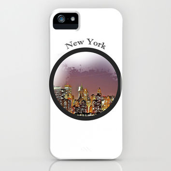 new york iPhone & iPod Case by emscrazy8