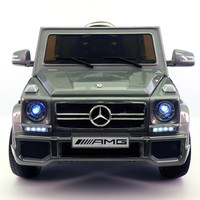 MERCEDES BENZ G65 RIDE-ON TOY CAR WITH PARENTAL REMOTE |  GREY