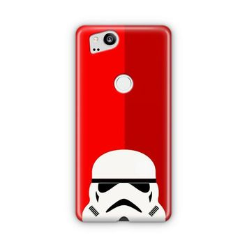 Star Wars Stormtrooper Umbrella Google Pixel 3 XL Case | Casefantasy