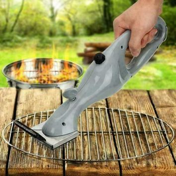 Stainless Steel Steam BBQ Cleaning Brush for Grill