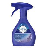 Febreze Sleep Serenity Bedding Refresher, Fabric Refresher, Moonlit Lavender (1 Count, 500 Ml), 16.9 Ounce