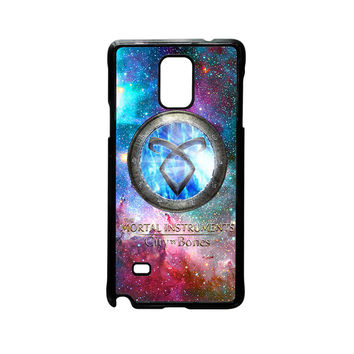 The Mortal Instruments City Of Bones For Samsung Galaxy Note 2/Note 3/Note 4/Note 5/Note Edge Phone case ZG