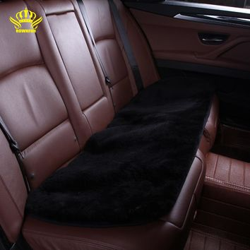 Car interior accessories Car seat covers faux fur cute cushion styling  car-covers FOR BACK SEAT 2015 NEW  IH0U001