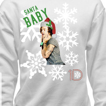 Zayn Malik, Harry Styles, Niall Horan, Liam Payne, Louis Tomlinson One Direction Ugly Christmas Sweater