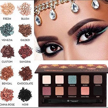 Tamanna Palette + maya mia 10 color eye shadow [9876528012]