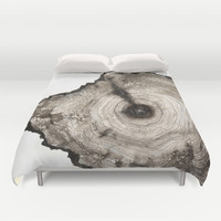 cross-section I Duvet Cover by Cathrine Liberg