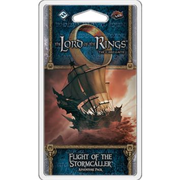 The Lord of the Rings LCG: Flight of the Stormcaller Adventure Pack