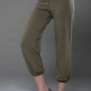 French Cropped Genie Pant