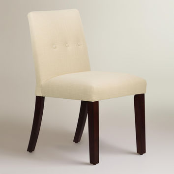 Chevron Weave Jule Dining Chair - World Market