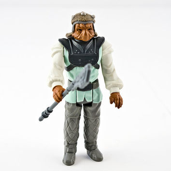 Star Wars Nikto Figure, 1983 Complete and Excellent Condition