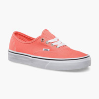 VANS Authentic Womens Shoes 237890313 | Sneakers